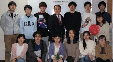 崔 賢美さんが、技術補佐員として研究室に参画いたしました。